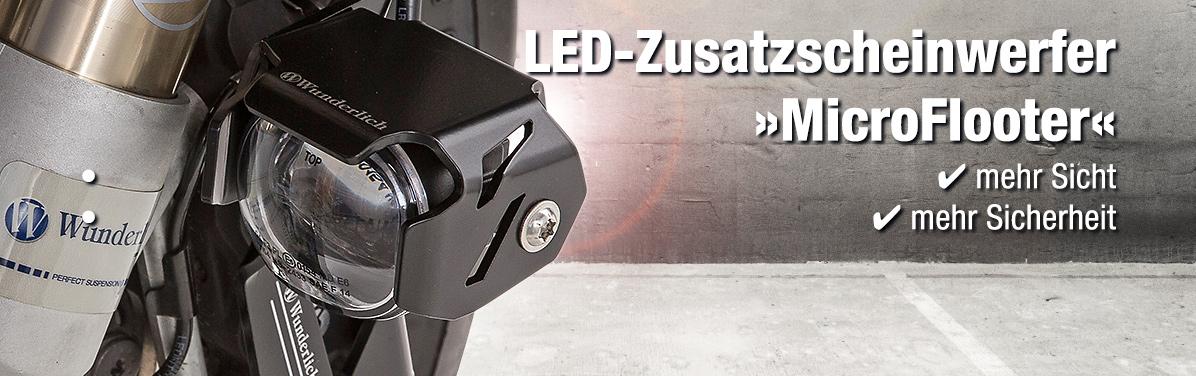 LED-Zusatzscheinwerfer »MicroFlooter«