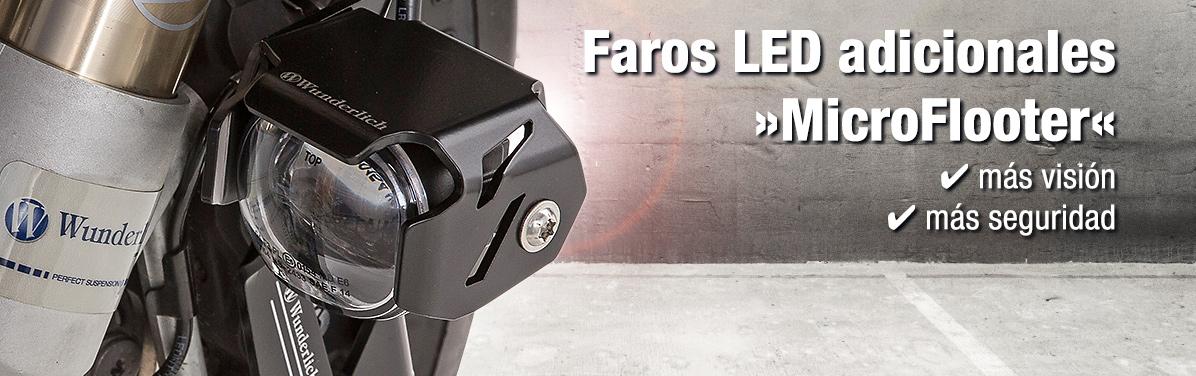 Faros adicionales LED »MicroFlooter«