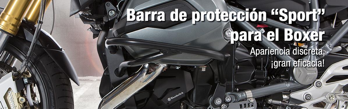 Barra de protección Sport
