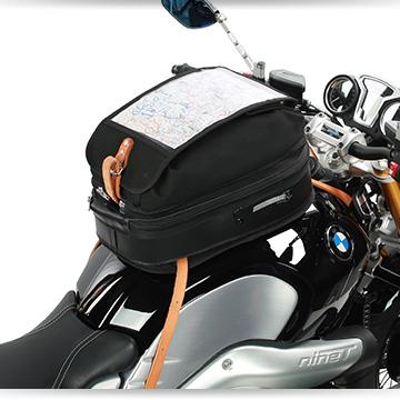 Wunderlich Seitentasche an der R nineT Urban GS