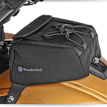 Wunderlich Tankrucksack TOUR Edition auf der BMW G 310 R