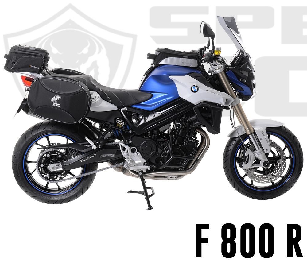 Cobra systems for Wunderlich BMW F 800 R