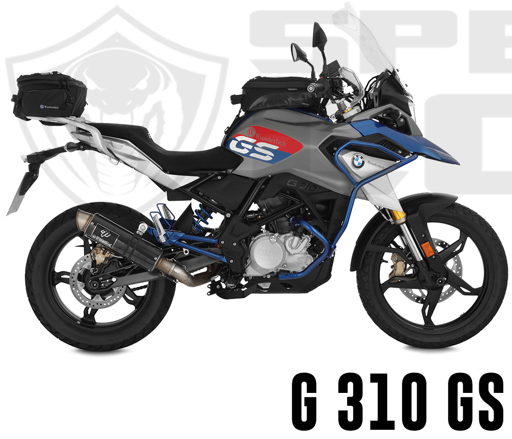 Cobra systems for Wunderlich BMW  G 310 GS