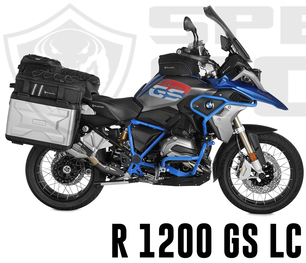 Cobra systems for Wunderlich BMW R 1200 GS LC