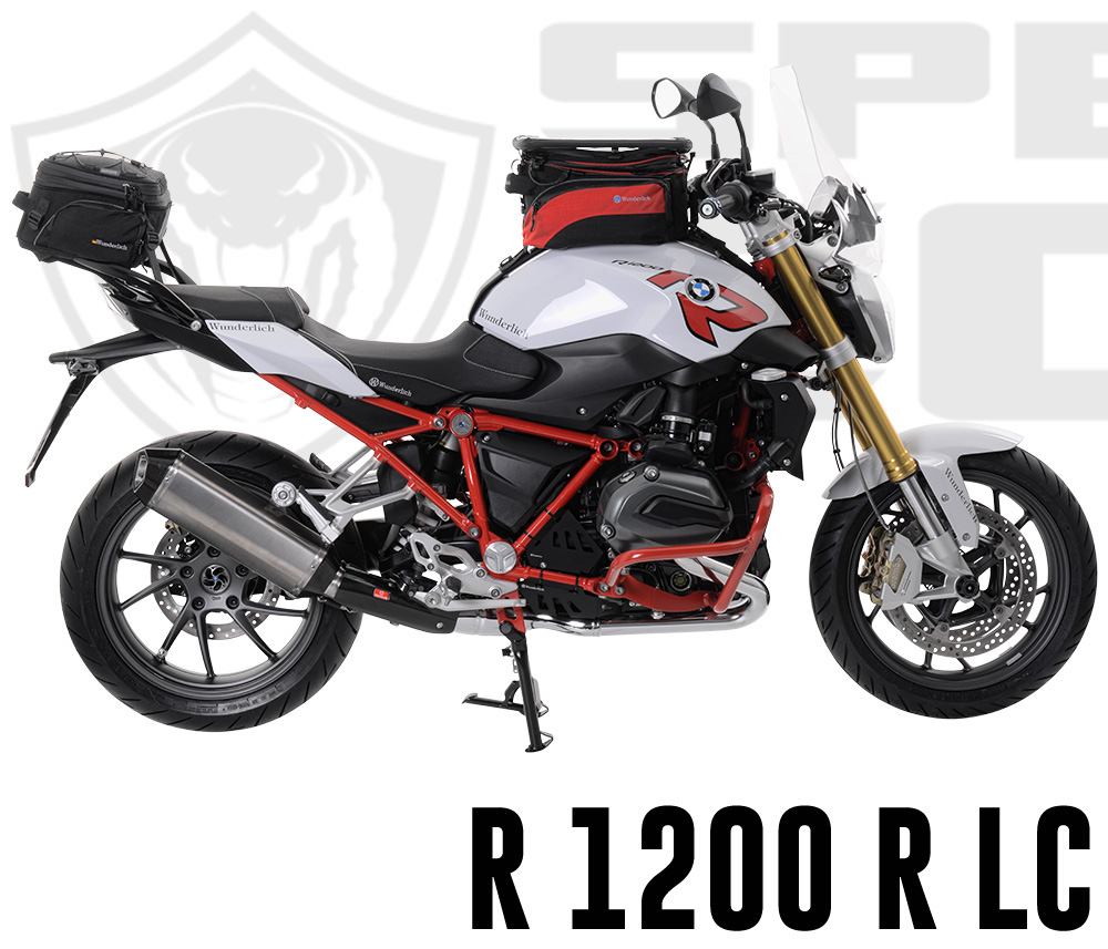 Cobra systems for Wunderlich BMW R 1200 R LC