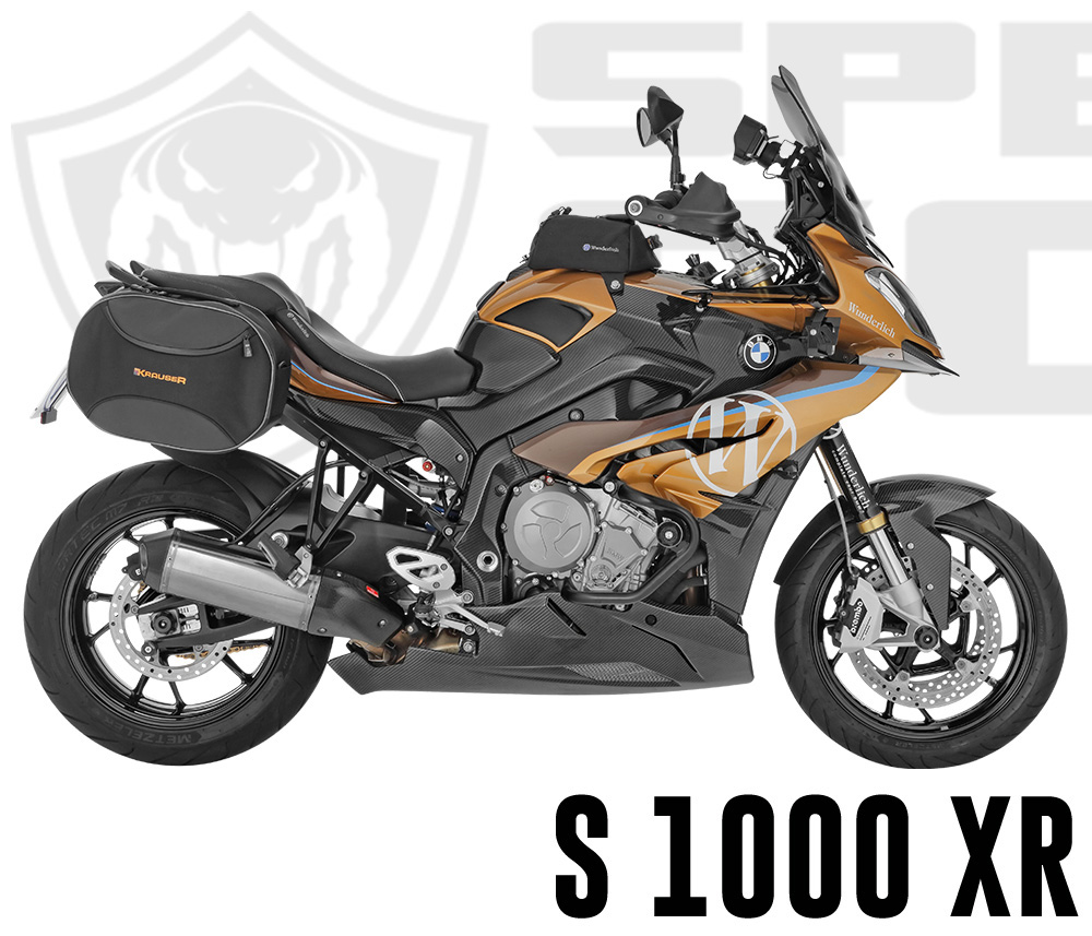 Cobra systems for Wunderlich BMW S 1000 XR