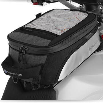 Wunderlich Tank bag TOUR Edition fitted on BMW F 700 GS