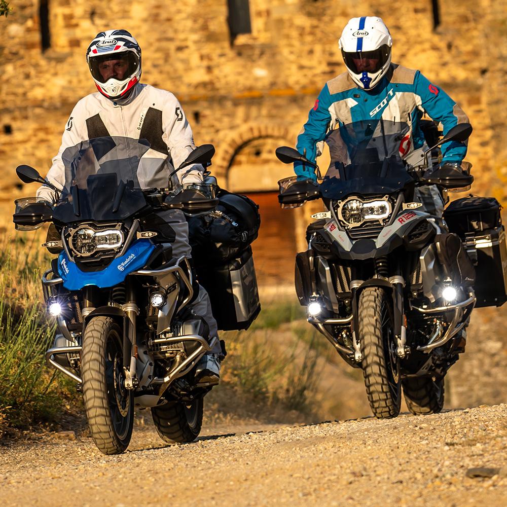 Bulles de carénage Wunderlich »MARATHON« pour BMW R 1250 GS Adventure