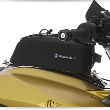 Wunderlich SPORT tank bag on the R 1250 RS