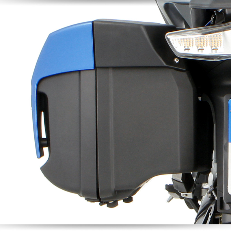 Wunderlich Luggage & Co for the R 1250 RT EURO 5 from 2021