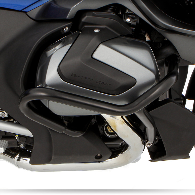 BMW R 1250 RT 2021 EURO 5 with Wunderlich Engine protection