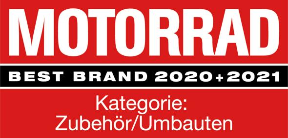 Wir sind BEST BRAND 2020 + 2021!