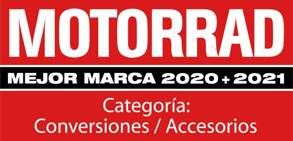 ¡Somos la MEJOR MARCA 2020 + 2021!