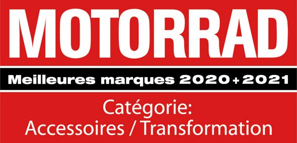 Nous sommes la BEST BRAND 2020 + 2021 !