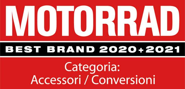Siamo BEST BRAND 2020 + 2021!
