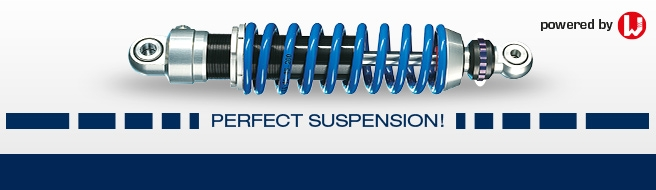 Perfect Suspension!